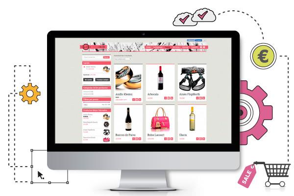 Tienda Online Exclusiva