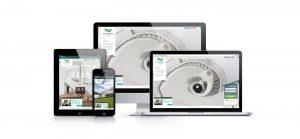Página web personalizada de Boticas Hotel | www.boticashotel.com/