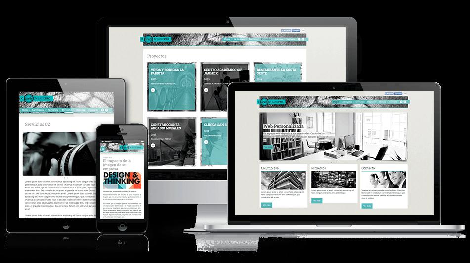 diseño web valladolid, beweb