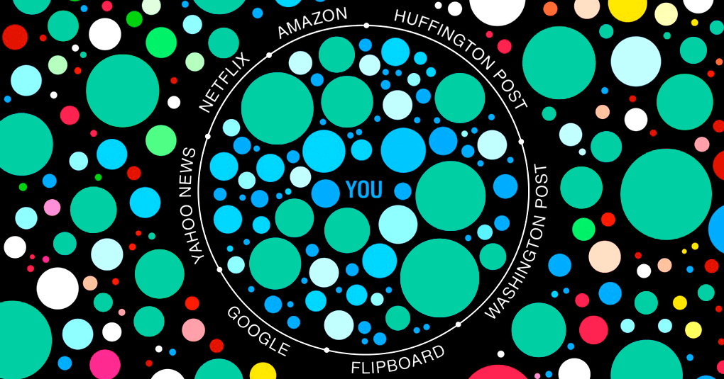 la burbuja de filtros en la calidad de la información google eli pariser