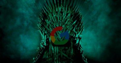 El buscador Google señor de los siete reinos